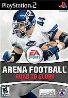 Arena Football: Road to Glory (Sony PlayStation 2, 2007) Comp  Fast Shipping PS2