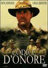 Codice d'onore (1995) DVD Nuovo Sigillato Don Jhonson