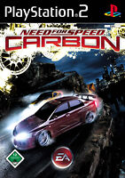 Need For Speed: Carbon (Sony PlayStation 2, 2006, DVD-Box)