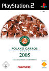Roland Garros 2005 - Powered By Smash Court Tennis (Sony PlayStation 2, 2005, DV