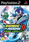 Sonic Riders: Zero Gravity (Sony PlayStation 2, 2008, DVD-Box)