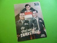 112K02 Die Drei von der Tankstelle (1955), Walter Giller Adrian Hoven W. Müller