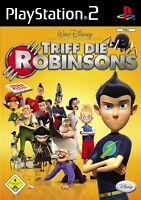 Triff die Robinsons (Sony PlayStation 2, 2007, DVD-Box)