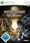Mortal Kombat vs. DC Universe (Microsoft Xbox 360, 2008, DVD-Box) *gut*