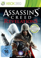 Assassin's Creed: Revelations Essentials (Microsoft Xbox 360, 2013, DVD-Box)