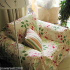 Top Grade Rural Cloth Flowers Sofa Cloth Sofa Cover Cloth 190CM*330CM