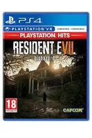 Resident Evil 7 Biohazard PS4 Juego Físico - Nuevo y Precintado