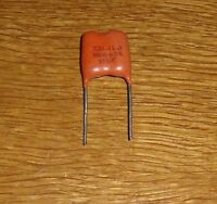 4  Glimmerkondensatoren  6800 pF  500 V 5%  ( Silver Mica )
