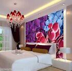 BLT2102 Murals Modern Simple Warm Bedroom TV Background Wallpaper Custom Size