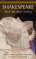 Bantam Classics: Much Ado about Nothing by William Shakespeare (1988, Paperback,