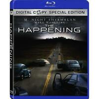 The Happening (Blu-ray Disc, 2008, Checkpoint; Sensormatic; Widescreen)