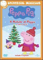Peppa Pig. Il Natale di Peppa (2004) DVD Nuovo Sigillato