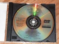 JAGUAR XK8 XKR XJ8 XJR NAVIGATION DISC DVD CD NAVAGATION DISK MAP LJG2441GA NAV