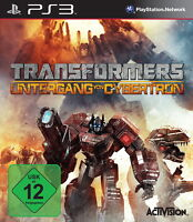 Transformers: Untergang von Cybertron (Sony PlayStation 3, 2012) *gut*
