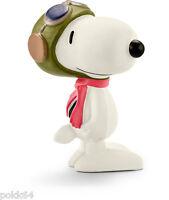 Snoopy e arachidi personaggio SNOOPY Volante Ace 5 cm Schleich 220546