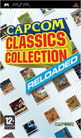 Capcom Classics Collection Reloaded Sony PSP