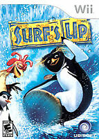 Surf's Up (Nintendo Wii, 2007)         DISC ONLY       FAST SHIPPING !!!