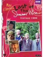 Last of the Summer Wine: Vintage 1999 BBC Roy Clarke's Used DVD Free S&H