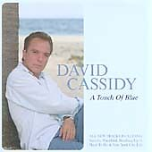 David Cassidy -A Touch of Blue with Bonus 2 CD Set (2003 BRAND NEW)
