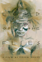 187737 Lord of the Flies Movie Golding Brook Book Decor Wall Print Poster