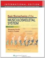 Basic Biomechanics of the Musculoskeletal System - Very Good Book Victor Frankel