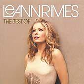 LEANN RIMES - The Best of  (Cd 2004)