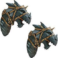 Design Toscano War Dragon Wall Sculpture