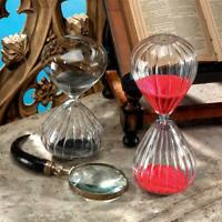 Design Toscano Kronos Glass Sand Timer Collection: Set of Two