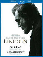 Lincoln (Blu-ray/DVD, 2013, 2-Disc Set)Condition is Very Good