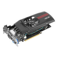 ASUS NVIDIA GeForce GTX 650 (GTX650-DC-1GD5) 1GB / 1GB (max) GDDR5 SDRAM PCI...