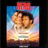 Hero - 1992-Original Movie Soundtrack CD