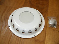 Boat roof ventilator ECS 'Ventair' type, white   4202