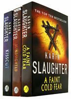Karin Slaughter Collection 3 Books RRP £20.97