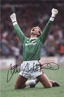 Jim Leighton Manchester Utd SIGNED AUTOGRAPH AFTAL UACC