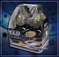 893 12V 37.5W 2500K HID JDM XENON FOG LIGHT BULB YELLOW PAIR