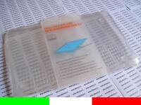 CUSTODIA CRYSTAL CASE COVER HARD PLASTIC MACBOOK AIR 11