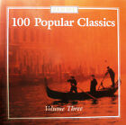 Various Artists - 100 Popular Classics Vol 3 (CD 1993)