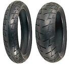 NEW Shinko Tires 180/55-17 120/60-17 009 Raven set