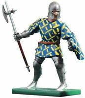 Britains Guilliame De Courcy on Foot Metal Toy Soldier #41084 MIB