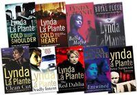 Lynda La Plante 9 Books Set Anna Travis - Lorraine Page
