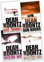 Dean Koontz Collection Odd Thomas 4 Books Set Pack New