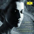 Bach: Concerto per violino Gubaidulina In Tempus Praese