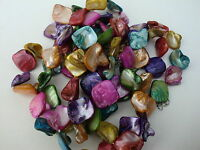 Wholesale & Job Lot 500 grams Of Mother of Pearl Beads UK Seller Fast Delivery