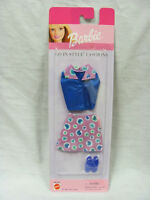 BRAND NEW BARBIE DOLL CLOTHING GO IN STYLE FASHIONS BLUE OUTFIT 68014-83 1999