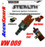 AccuSpark VW Camper 009 Electronic Distributor + Red sports Coil