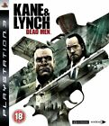 Kane and Lynch: Dead Men ~ PS3 (in Great Condition)