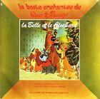 La boite enchantée de Walt Disney N°4 - La Belle et le Clochard - TBE