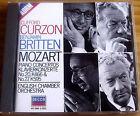 Mozart Piano Concertos 20 27 Curzon Britten DECCA W.GERMANY PDO 1ST ED
