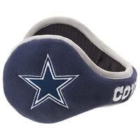 NFL Reebok 180s Dallas Cowboys Ear Warmers / Ear Muffs / Earmuffs NEW