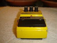 DOD FX50-B, Overdrive Plus, Vintage Guitar Pedal